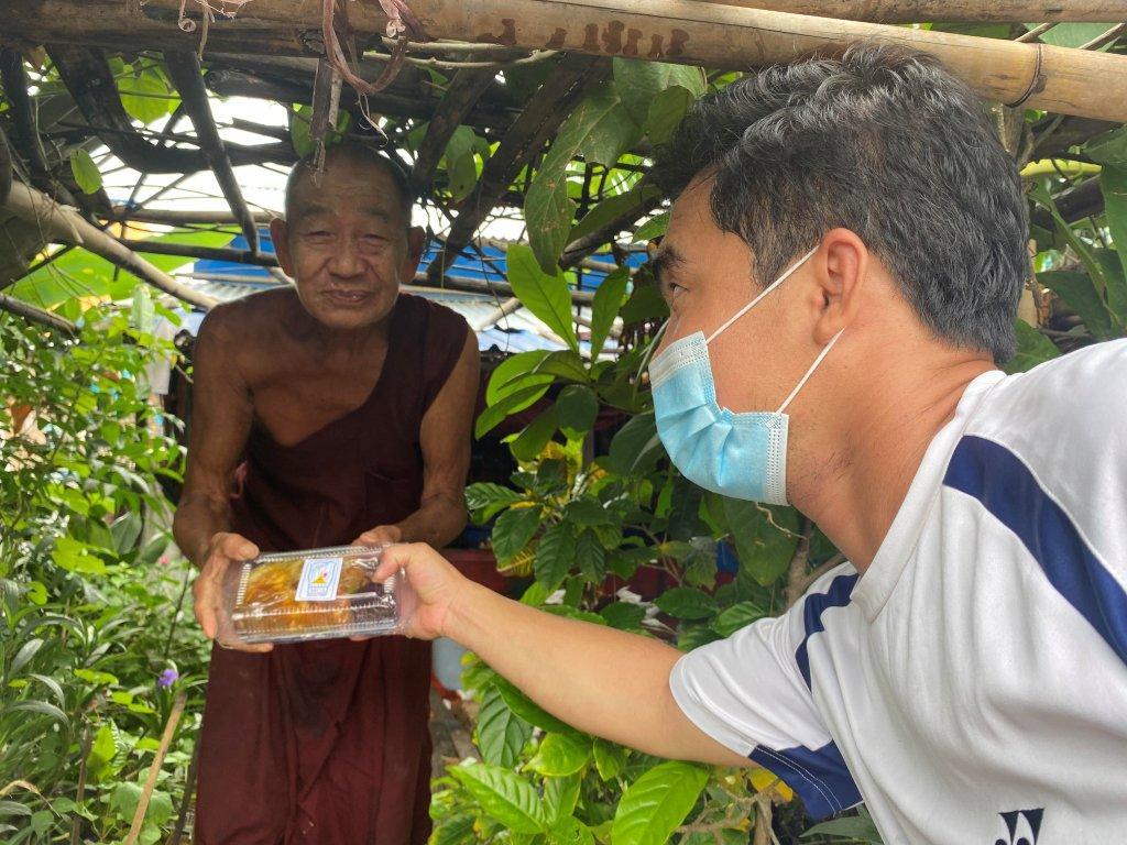 """ Myanmar Chefs Social Responsibility 2021 """