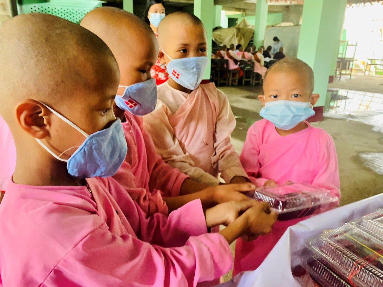 """Myanmar Happy Birthdays 19.6.2021 – """" A Gentle Lady & A Chef,.."""""""